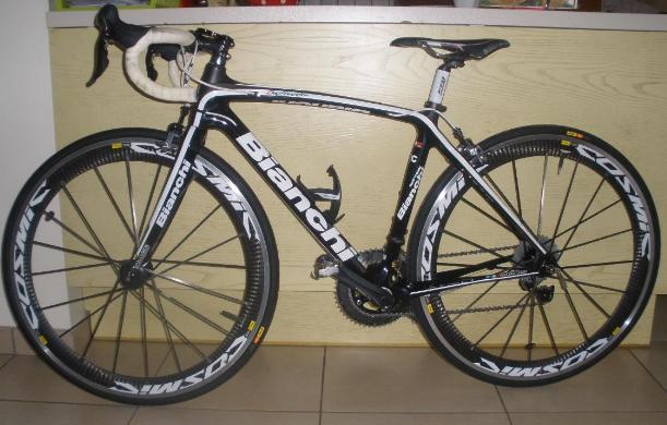 Vélo Bianchi Infinito 2C2
